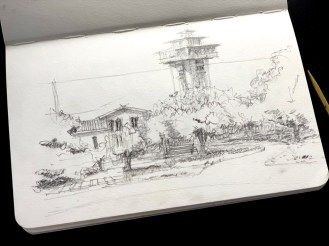 Tanglewood Sketch 012