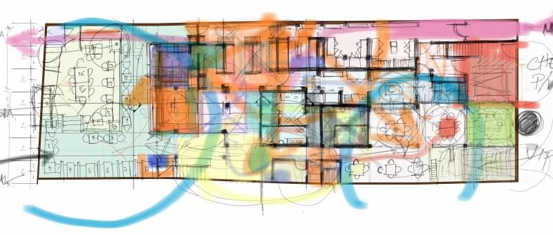 Análisis de áreas - Digital Sketch Experience