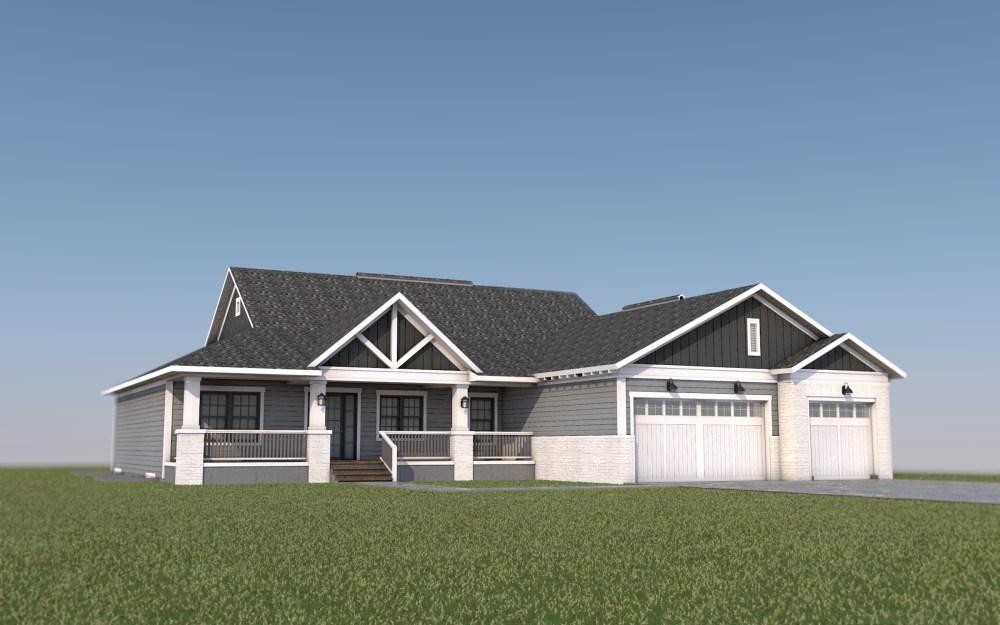 Home Design Farmhouse Style