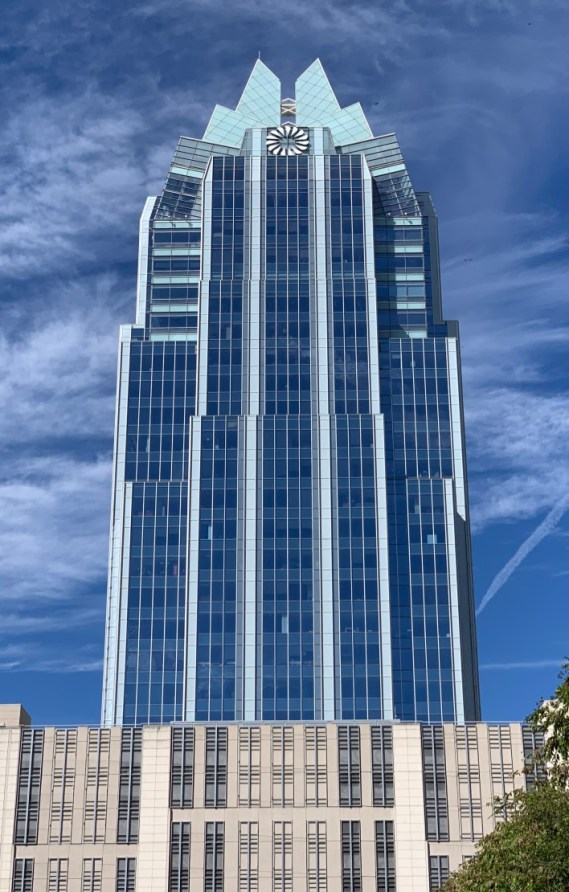 Austin Frost Bank Tower