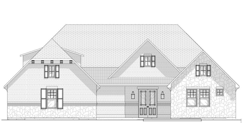 House Plan Design Elevation