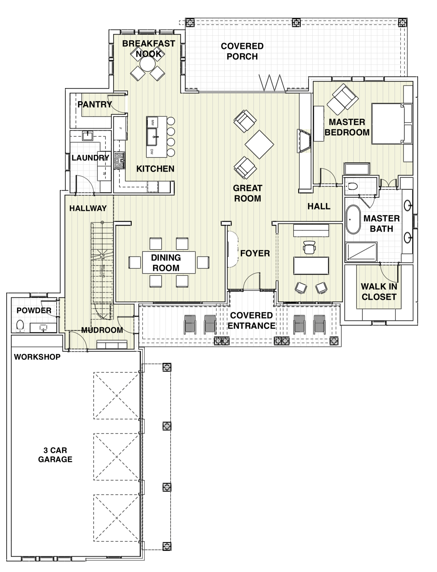 House Plan Residential Designer