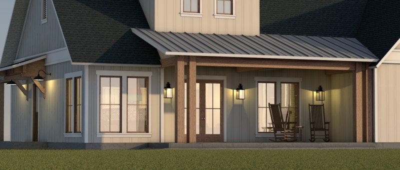 Small Country - House Design
