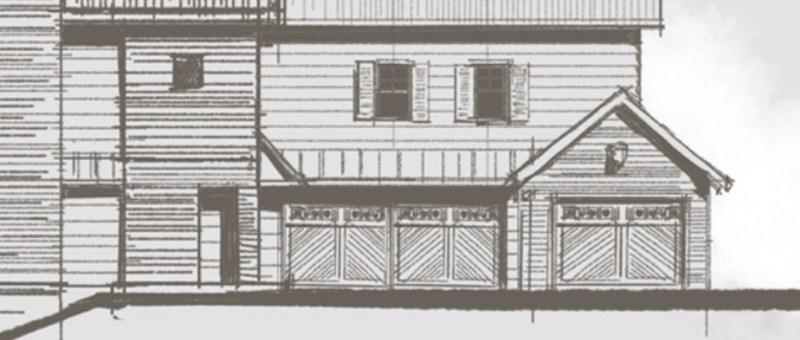 Outstanding Modern Farmhouse Elevation
