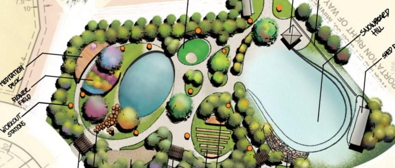 Landscape Design Sketches