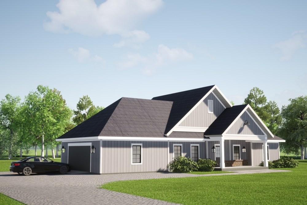 Modern Country House - Custom House Design