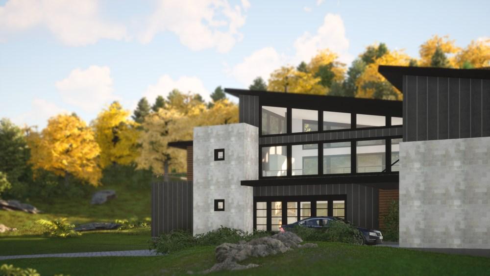 Particular Contemporary House