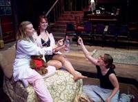 "Jill Schmits, Kristin Danko and Emmi Hilger in ""Anton in Show Business"""