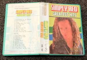 Simply Red: Greatest Hits - Thomsun Original - ENB 1997