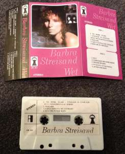Barbra Streisand - Wet - **UNKNOWN** CR 011