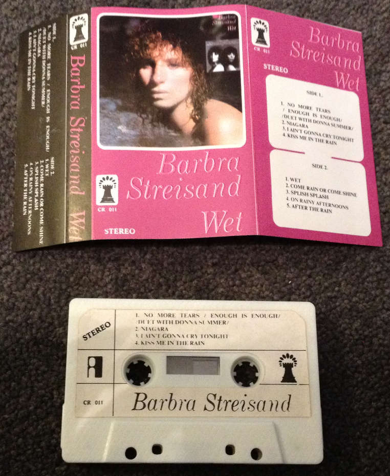 My Collection Of Unofficial Bootleg Audio Cassettes