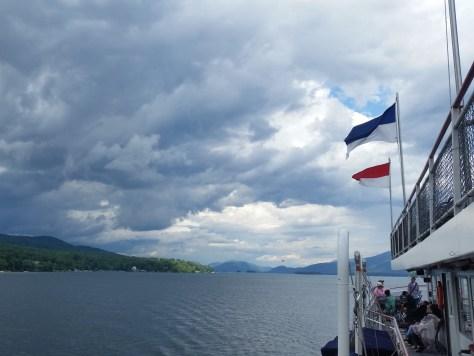 Lac du Saint Sacrement
