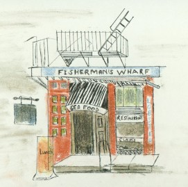 Excerpt from Memories of the Fisherman's Wharf