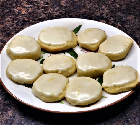 Biscotti all'Arancia - Orange Cookies