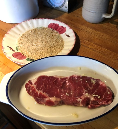 Teresa's Sicilian Steak