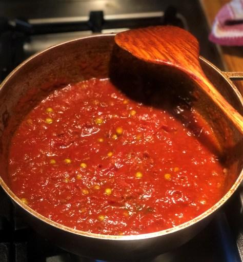 Marietta's Tomato Sauce