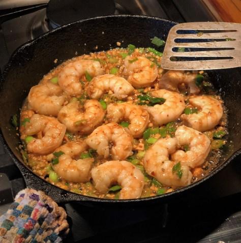 Thai Sweet and Salty Shrimp