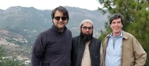 Mubashir, Ali and me