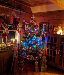Christmas Tree, Palisades