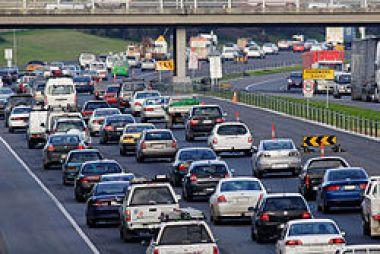 250px-Peak_hour_traffic_in_melbourne