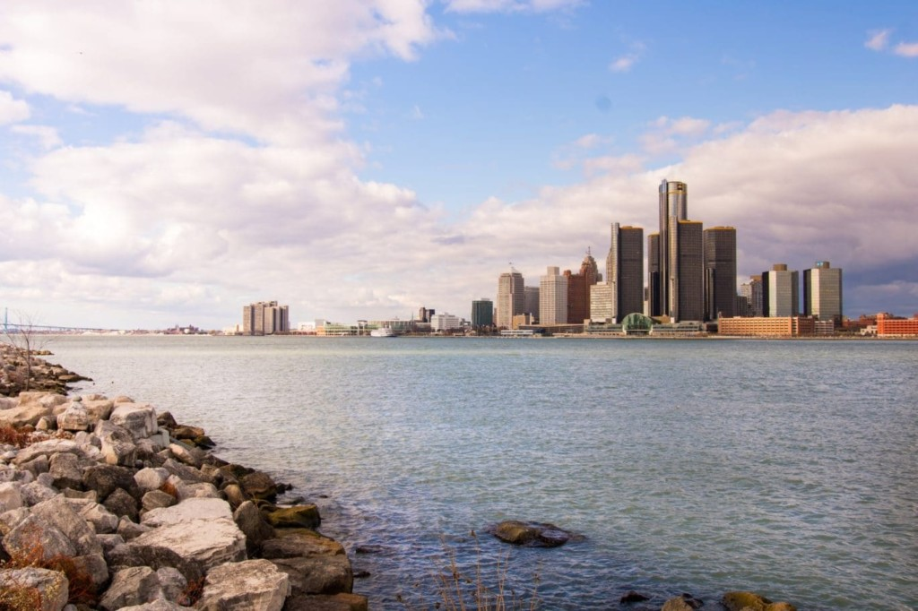 dying economy in detroit