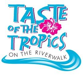 Taste of the Tropics event