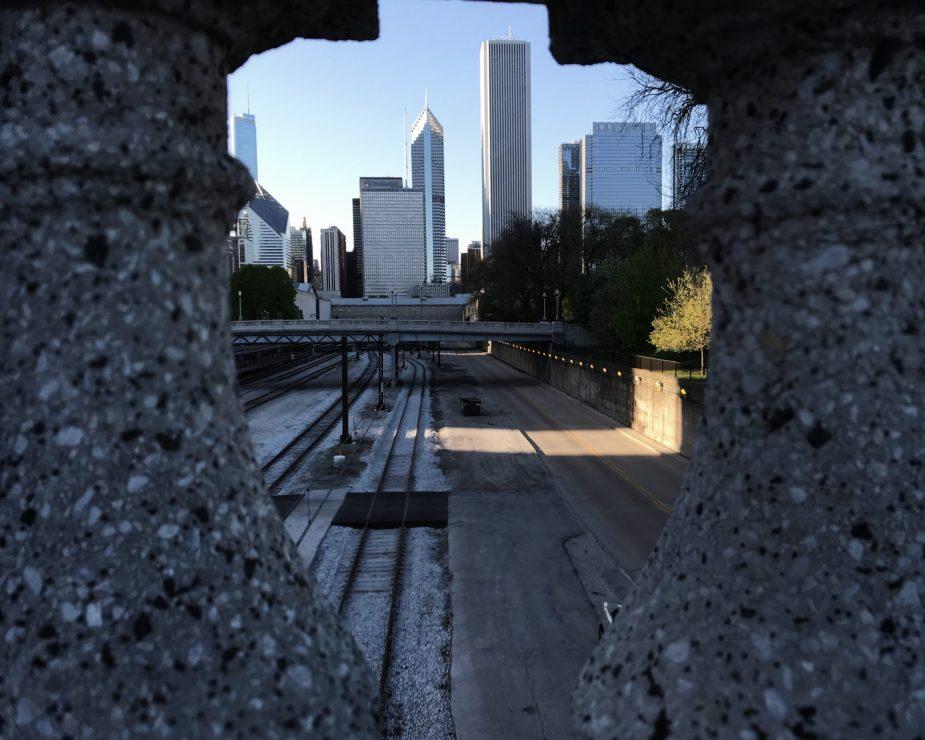 Chicago   Rail Yard