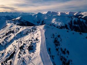 Schmitten Skiing Area