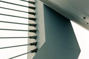 Rotterdam | Erasmus Bridge