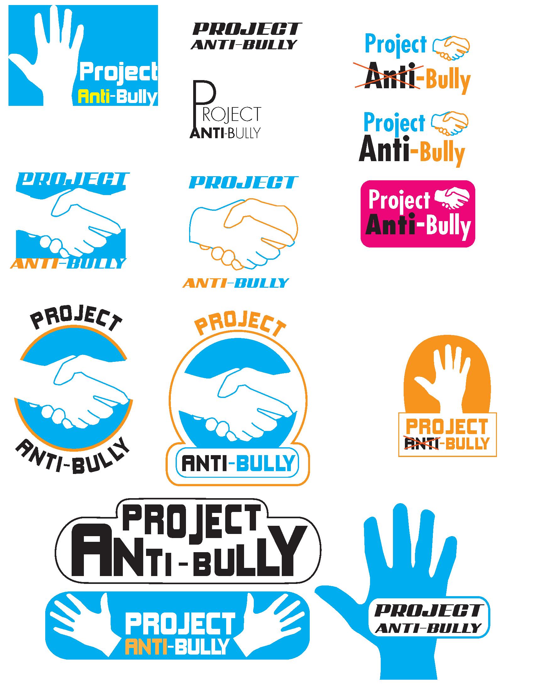 New Project Anti Bully Pab Logo Ideas