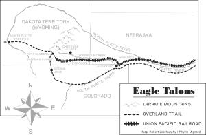 Eagle Talons Map