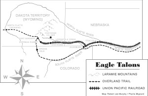Eagle Talons Map