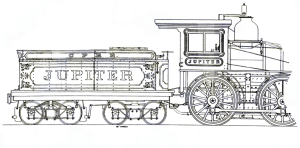 Jupiter Tender Drawing