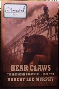Autographed Bear Claws