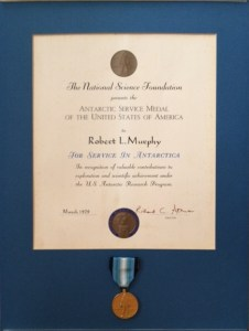 Antarctic Service Medal