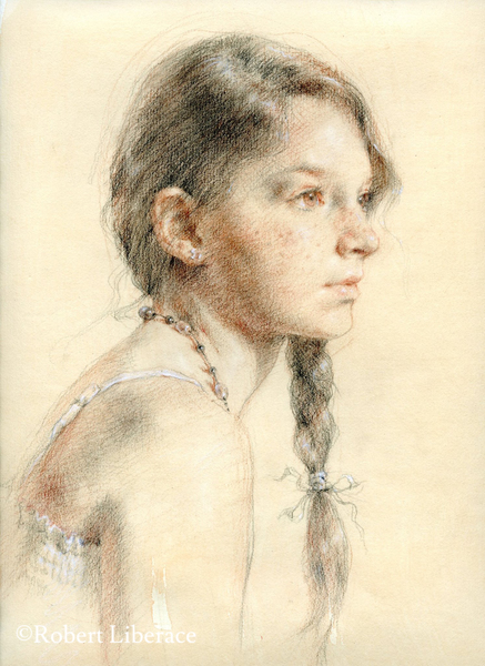 Robert Liberace, Celia three-color-chalk