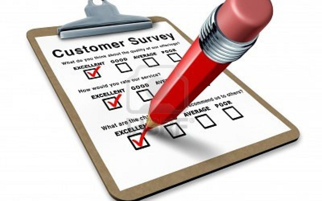 2015 Readers' Survey