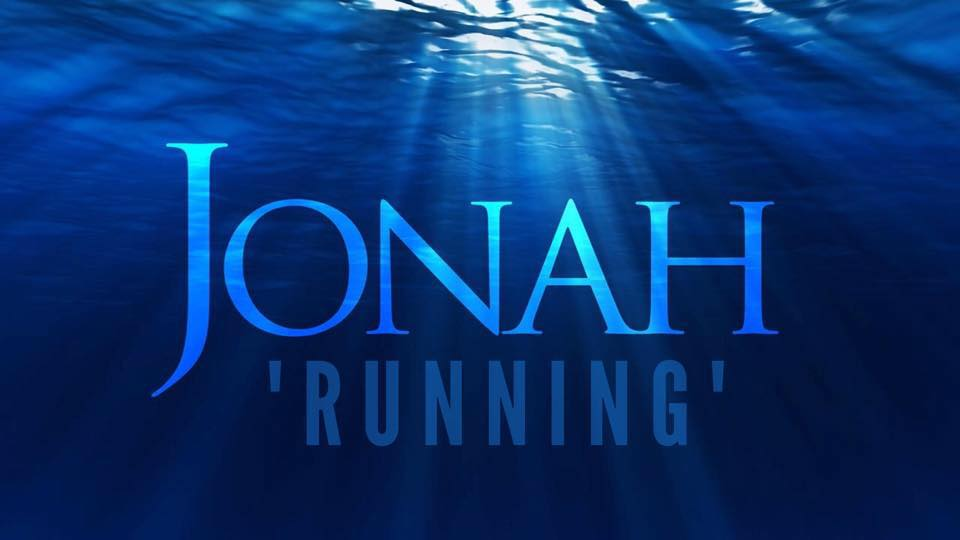 Running With God (Jonah Series)