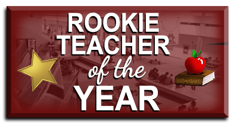 Rookie Teacher of the Year