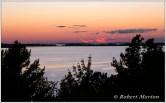 Twilight on Callander Bay