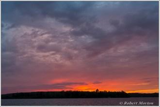 Nosbonsing Sunset