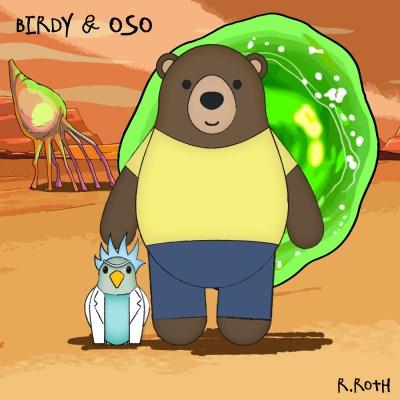 Birdy & Oso One-Shot: Awe, Geez…