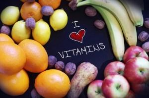 Vitamine, wer daran mangelt hat ein gewaltiges Problem.