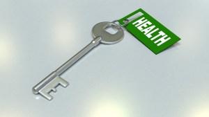 der Schlüssel zur Gesundheit, die fünf Lebensbereiche