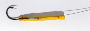 popup legato cavetto acciaio