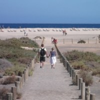 """VAMOS A LA PLAYA!"": WELCOME TO THE ENCHANTING BEACH SHOW / MY DAYS IN FUERTEVENTURA # 3"