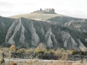 "TUSCANY LANDSCAPE, MOUNT AMIATA, THE ""CALANCHI"" ("