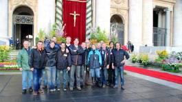 FIORI DALL'OLANDA PER LA PASQUA A ROMA (1)