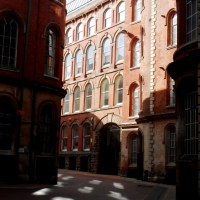 NOTTINGHAM, THE CITY OF ROBIN HOOD WHERE THE RED BRICKS MAKE UP A SYMPHONY OF COLORS…