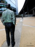 Walking Man and Standing Man - © Roberto Alborghetti (1)